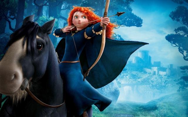 Princess-Merida-Brave-Movie